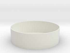 FLIR Rear Lens Cap V4 in White Natural Versatile Plastic