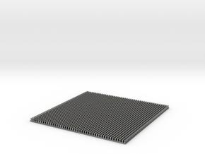 Scale Model Rivets.  2070x 0.85mm Diameter Rivets in Polished Silver