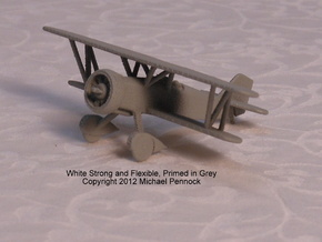 IW01A Curtiss Hawk II (1/100) in White Natural Versatile Plastic