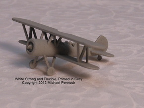 IW04A CW 14R Osprey (1/100) in White Natural Versatile Plastic