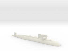 PLA[N] 039A Submarine, 1/2400 in White Natural Versatile Plastic