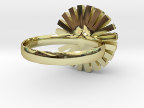 New Ring Design in 18K Gold Plated