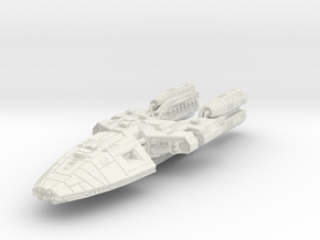 defender-mk2 carrier solid in White Natural Versatile Plastic