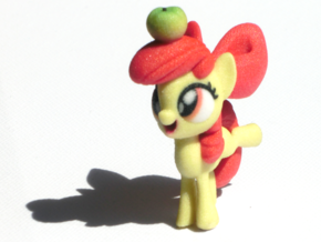 Apple Bloom in Full Color Sandstone