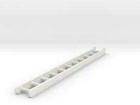 Matchbox K 84 Ladder - superkings Range Rover  in White Natural Versatile Plastic