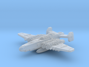 Fighterbomber W. Droptanks in Smooth Fine Detail Plastic
