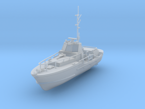 1/87 USCG 44 Foot Motor Lifeboat in Smooth Fine Detail Plastic