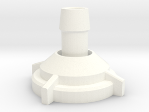 Stationary Mortar in White Strong & Flexible Polished