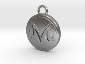 Majin  in Natural Silver