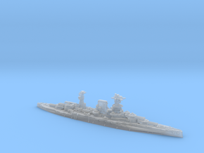 1/1800 HMS Barham(1941) in Smooth Fine Detail Plastic