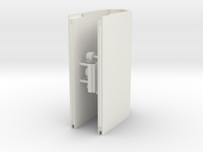Mion DNA200 C-Frame Box Shell in White Natural Versatile Plastic