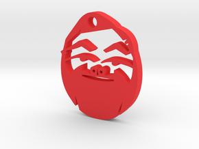 Woz in Red Processed Versatile Plastic