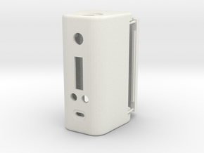 Mion DNA200 V2 (with Clamp & Button Group) in White Natural Versatile Plastic