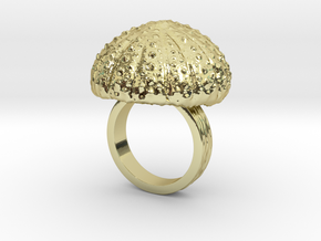 Urchin Statement Ring - US-Size 6 (16.51 mm) in 18k Gold