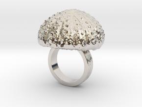 Urchin Statement Ring - US-Size 3 1/2 (14.45 mm) in Platinum