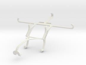 Controller mount for Xbox 360 & vivo X5Pro in White Natural Versatile Plastic