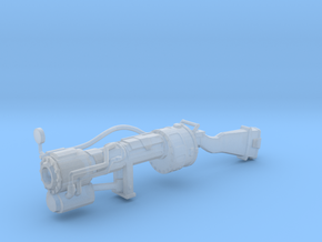 Railway Rifle (1:12 Scale) in Frosted Ultra Detail