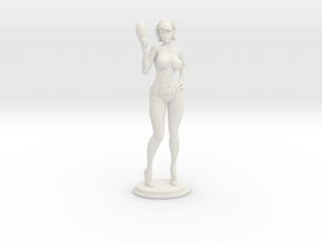 Spacegirl Lana RPG 32mm Mini in White Natural Versatile Plastic