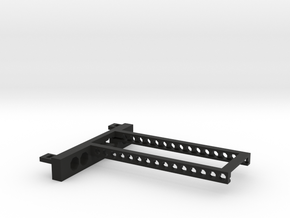 G751 M.2 Bracket With Holes 2 drives open top in Black Strong & Flexible