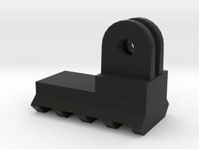 Inspire 1 GoPro - Spotlight Mount in Black Natural Versatile Plastic