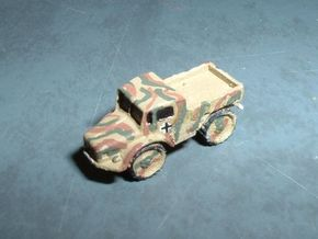 RSO Radschlepper Ost 1/285 6mm in Frosted Ultra Detail