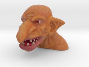 Eddie's Orc in Full Color Sandstone