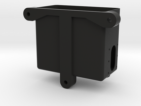 Fuel Sump Tank in Black Strong & Flexible