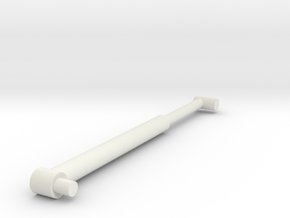 Extended RAM in White Natural Versatile Plastic