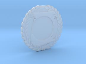 "Immortan Joe ""Scroll"" Badge / Medal in Smooth Fine Detail Plastic"