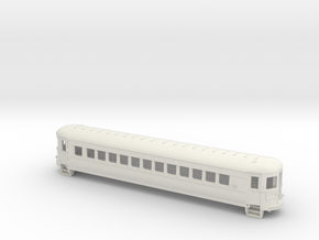 CA&E 450 Series Steel Interurban  in White Natural Versatile Plastic