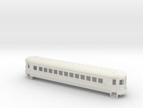 CA&E 450 Series Steel Interurban  in White Natural Versatile Plastic