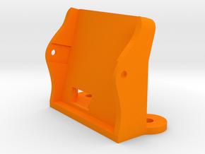 Holder for Runcam Skyplus - 15 degree in Orange Strong & Flexible Polished