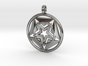 UNIVERSAL ELEMENTS in Fine Detail Polished Silver