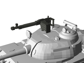 28mm heavy machinegun (5) in Smoothest Fine Detail Plastic