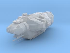 "Kushan ""Avatar"" Heavy Cruiser in Smooth Fine Detail Plastic"