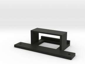 Walkera Runner 250 Lipo beeper tray in Black Natural Versatile Plastic