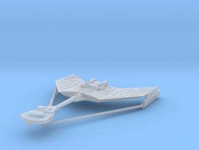 1/2500 Kteremny Destroyer D12 - 199 m (w/support) in Smooth Fine Detail Plastic