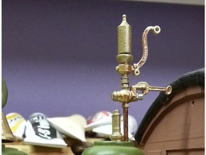 1:20 scale whistle and pop valves in Smoothest Fine Detail Plastic