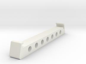 iPadCoolerDjiTXadapter in White Natural Versatile Plastic