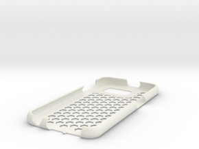 Samsung Galaxt S6 Case in White Strong & Flexible
