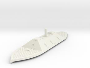 CSS Fredericksburg 1/600 in White Natural Versatile Plastic