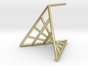 rosePetal_short (medium) in 18k Gold