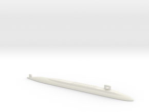 Ohio SSBN, 1/2400 in White Natural Versatile Plastic