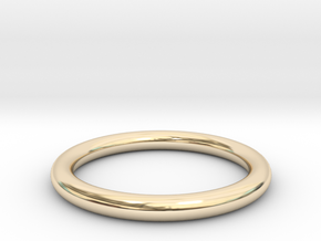 Ring,17.462 in 14K Yellow Gold