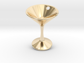 Martini in 14K Yellow Gold
