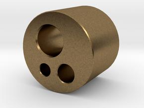 Borden Connector in Natural Bronze