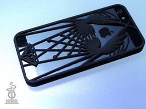 Wings iphone 5 Case  in White Natural Versatile Plastic