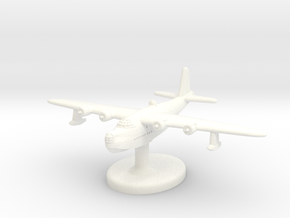 S.25 Short Sunderland (1/700 Scale) Qty. 1 in White Strong & Flexible Polished