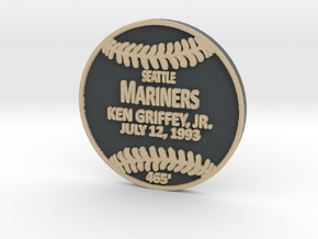 Ken Griffey Jr.2 in Full Color Sandstone