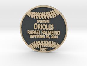 Rafael Palmeiro5 in Full Color Sandstone